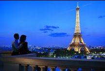 Paris - Ooh La La  / I've been to Paris 10 times. As soon as I my trip ends, I begin planning my next visit. C'est Magnifique! / by Karen Bigos