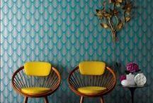 Intriguing Interiors / Interiors that appeal to me. / by Awanthi Vardaraj {awanthi.com}