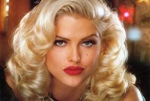Anna Nicole tragic beauty / Anna Nicole is such a sad story. She was so beautiful and she turned that into a tragedy. I still think she is about the most beautiful woman ever. Sad!  / by Susan Palma