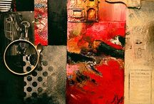 Art  / Mixed Media / by Susan Palma