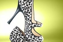 Well HEELED / shoes / by Bernadette Pinkard