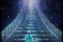 Stairway 2 Heaven / Amazing, unusual or interesting stairs / by Bernadette Pinkard