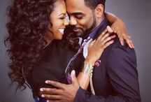 Cute Couples / Celebrity Couples / by Bernadette Pinkard