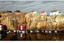 The Swedish West Coast / by VisitSweden - Pins of Sweden