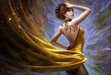 Golden Hues / by Bernadette Pinkard