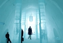 ICEHOTEL / by VisitSweden - Pins of Sweden