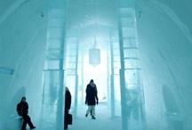 ICEHOTEL / by VisitSweden - Pins of Sweden