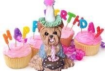 Birthday Food  Ideals / by Tamera Howell