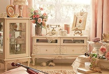 Shabby Chic Home 3 / by eva fabian