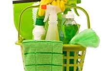 Deep Cleaning / Green Cleaning without harsh chemicals.