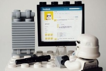 I ♥ LEGO ~ Star Wars / LEGO / by Donna W