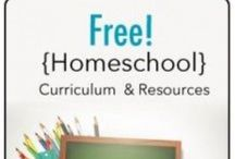 Home Schooling / by Jessica Barath