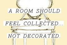 Be Still My Heart: Interiors / Charm, Peace and Classic Design............ / by Karen McCreary