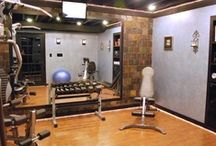 Home Gym Ideas.