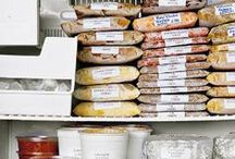 Freezer Food planning  / by Sarah Glass Wright
