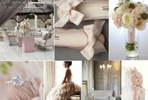 Inspiration Boards by Deanie Michelle Events / Creative mood boards put together by Deanie Michelle Events