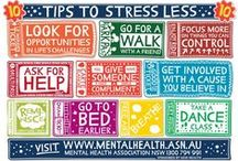 Resources: Anxiety & Stress.
