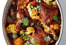 tagine recipes / Reicpes for Moroccan tagines