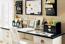 My office / by Sarah Glass Wright