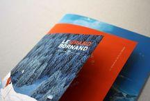 Brochures, catalogues & magasines