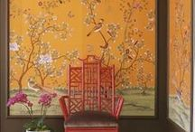 Chinoiserie Chic / Beautiful Asian Influence / by Karen McCreary