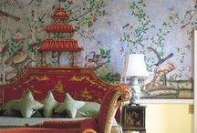 Chinoiserie Chic III / Beautiful Asian Influence. / by Karen McCreary