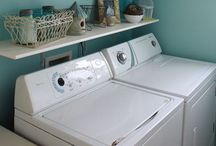 Home {Laundry} / Laundry decor and design  / by Holly Connors