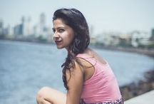 Model :: Saima Khan / Did a photoshoot with model Saima Khan