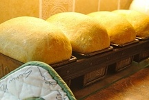 Bread and Butter / by Kathleen Rogers