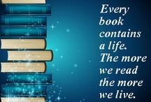Books and Reading Gear / by Kathleen Rogers