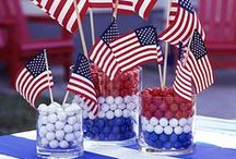 All Things July 4th / by Kathleen Rogers