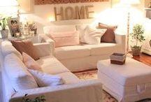 home sweet home / by Stephanie Sawyer