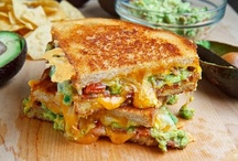 grilled sandwiches / I recently got a panini maker... want to put it to good use!