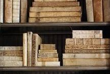 Books / by Primitive Hare Isobel-Argante