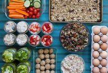 Food: Clean Eating / by Haley Lewin