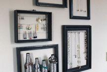 Shop Interiors & Window Dressing Ideas