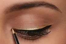 EYE Catching / Find your favorite eye makeup looks for work, date nights, party time & every season!