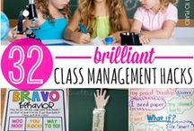 Classroom Management / ~ Classroom Management & Organization Ideas & Inspirations ~ / by Liz Langoski
