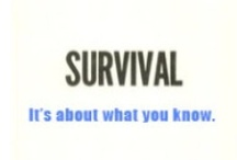 """Survival / Survival items and knowledge for the """"just in case"""" times in life. Pins are all about survival, surviving on your own, or items you can make or use for survival."""