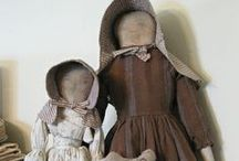 Dolls / by Primitive Hare Isobel-Argante