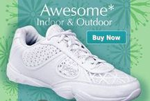 Kaepa Cheerleading Shoes / Kaepa cheerleading shoes are some of the most popular cheerleading shoes. Affordable, comfortable, and versatile for any cheer level.