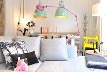 Living room / boudoir