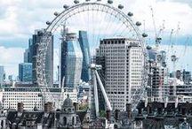 travelling | london
