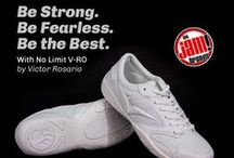 No Limit Cheerleading Shoes / No Limit Sportwear cheerleading shoes. Shoe supplier of the Jam Brands. Innovation, success, and performance have no limit.