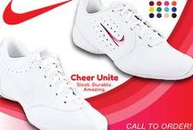 Nike Cheerleading Shoes / Nike cheerleading inspires passion, drive, athleticism, commitment, and dedication for the cheer sport.
