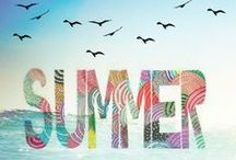 Summer Lovin / Every day should be a beach day!