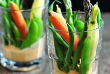 Verrines (salées et sucrées)