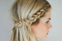 Braided & Bun'd Beauty / we love braids & buns so much we NEEDED a whole board just for them!