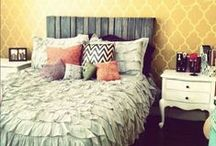Home: Bedroom / by Haley Lewin