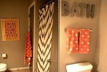 Home: Bathroom / by Haley Lewin